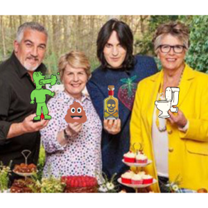 Great Brit Bake Off Poop 2